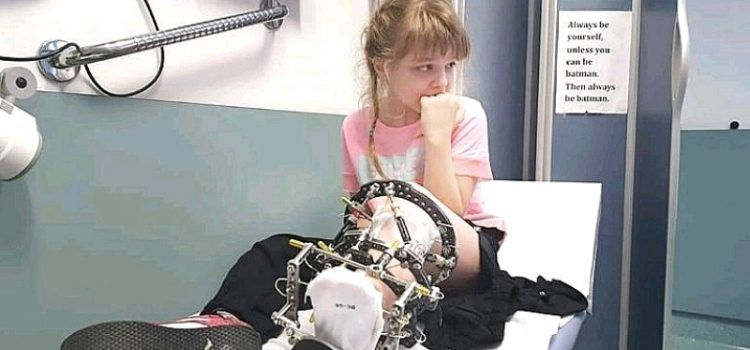 TUŽNA VIJEST Djevojčica Ena Škoda ima tumor na mozgu, obitelj treba pomoć