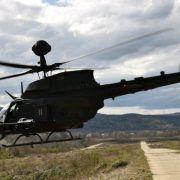 Srušio se vojni helikopter Kiowa Warrior u kojem su bila dva pilota