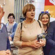 GALERIJA Ruža Tomašić, Zekanović i Žoni Maksan u Zadru; Građani ih toplo dočekali!