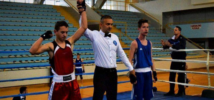 Frane Šare iz Boksačkog kluba Sv. Krševan sprema se za Europsko prvenstvo