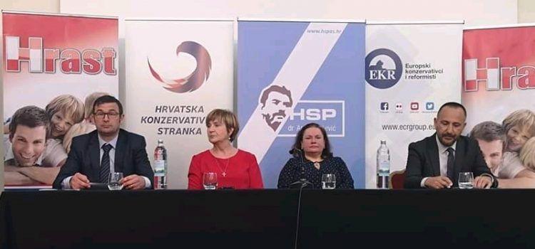 """U PETAK Javna tribina """"Budućnost hrvatskog i europskih društava"""" u Zadru"""