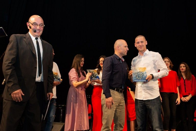 Andria Maltar iz Zadra Nagrada za aranžman -800x534