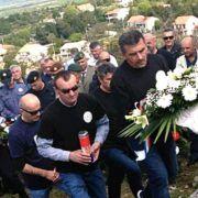 GALERIJA Bibinjci se poklonili Franku Lisici na mjestu na kojem je ubijen