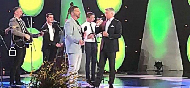 """VIDEO Župan Božidar Longin u Poličniku zapjevao """"Nije u šoldima sve"""""""