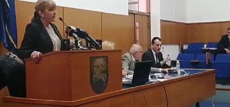 Sjednicu Gradskog vijeća Grada Zadra obilježio sukob oporbe i vlasti
