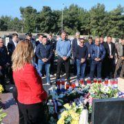 GALERIJA Položeni vijenci na grob Franka Lisice i obilježen Dan općine Bibinje