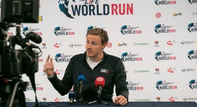 WINGS FOR LIFE Aron Anderson u Zadru: U kolicima lani prošao 89 km!