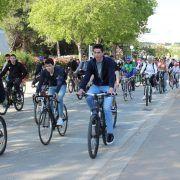 """U Zadru održana biciklijada """"Grad pripada i nama"""""""