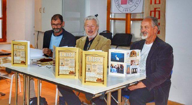U Gradskoj knjižnici u Arbanasima predstavljena knjiga Darija Tikulina