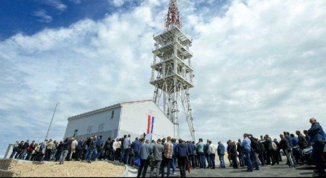 Na otoku Ugljanu svečano otvoren novi objekt Odašiljača i veza