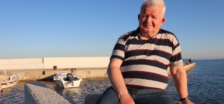 Prekaljeni umirovljeni reporter Večernjeg lista Mato Putrić (76) oduševljen Virom