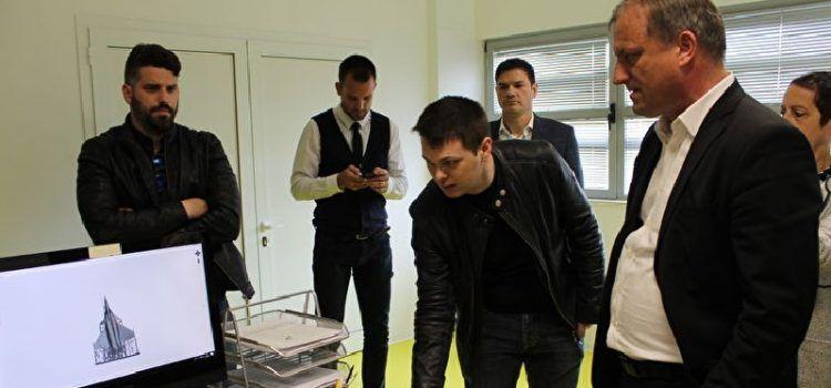 Završetak EU projekta rekonstrukcije i opremanja poduzetničkog inkubatora
