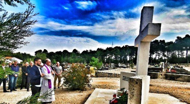 BIBINJE Obljetnica oslobođenja brda Križ; Odana počast poginulim braniteljima