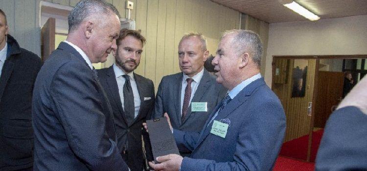 Martin Baričević održao sastanak s predsjednikom Republike Slovačke