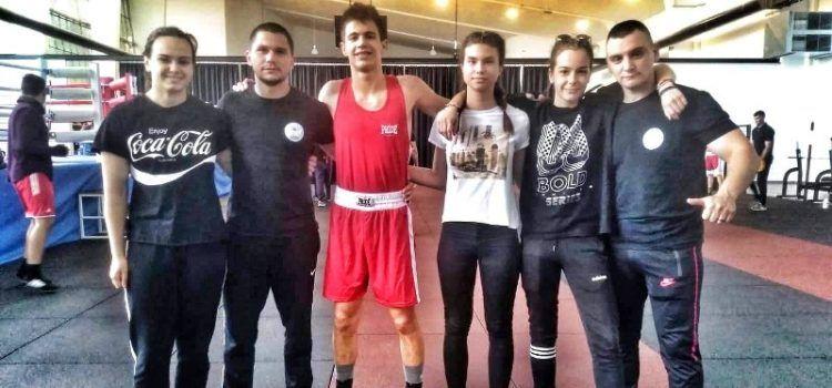 Članovi Boksačkog kluba Ares osvojili zlato, srebro i broncu na Prvenstvu Hrvatske
