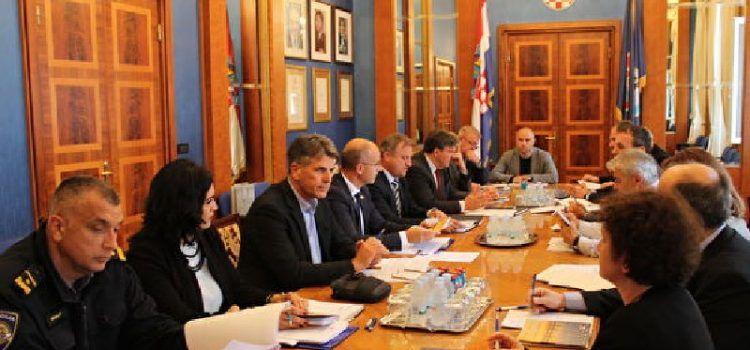 Vijeće za prevenciju kriminaliteta na području grada Zadra održalo treći sastanak