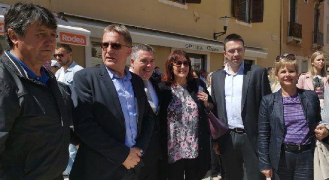 Kandidati HDZ-a za Euro parlament obići će u ponedjeljak Zadarsku županiju