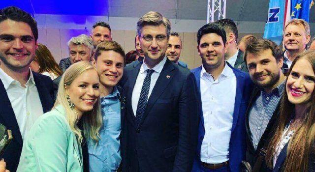 Nikolina Baradić: Mladež HDZ-a odradila je velik posao pred izbore i čekamo pobjedu!