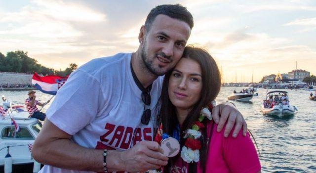 LIJEPA VIJEST Danijel Subašić i njegova Antonija dobili sina