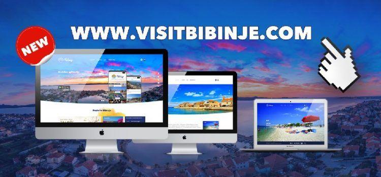 Nova web stranica Turističke zajednice općine Bibinje – www.visitbibinje.com!