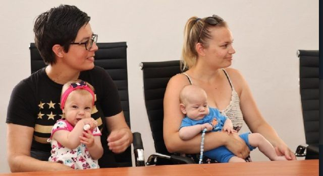 Za devet novorođenih beba Općina Preko isplatila 127.500 kn naknade