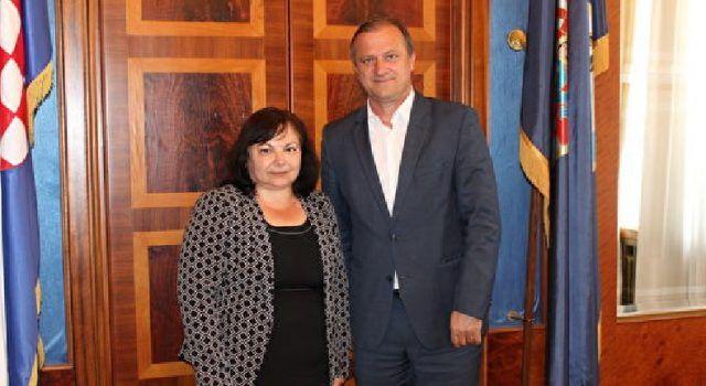 Gradonačelnik Branko Dukić primio veleposlanicu Bugarske