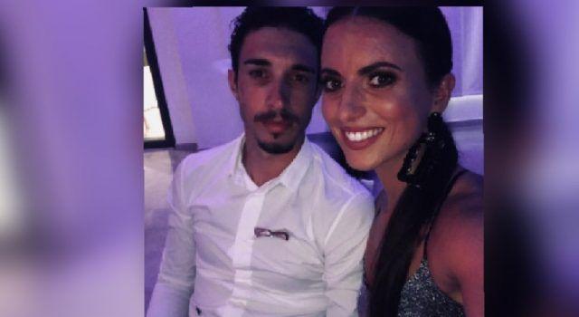 Šime Vrsaljko i njegova Matea fotkom u svečanom izdanju oduševili fanove