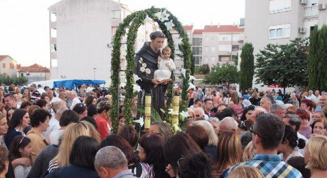 Katolički vjernici slave blagdan Sv. Ante; Posebno svečano je u župi na Smiljevcu