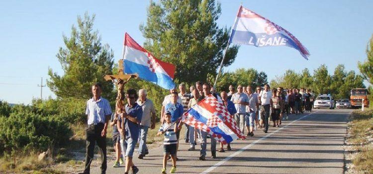 Molitvena hodnja u spomen na 30 žrtava iz Domovinskog rata župe Sv. Mihovil