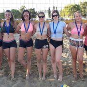 GALERIJA U Bibinjama održan turnir u odbojci na pijesku