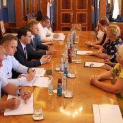Ministrica Murganić: Grad Zadar primjer je dobre suradnje lokalne i državne razine u području socijalne skrbi