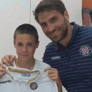 USPJEH Mladi Bibinjac potpisao za Hajduk: Bruno Grgić ostvario dječački san!