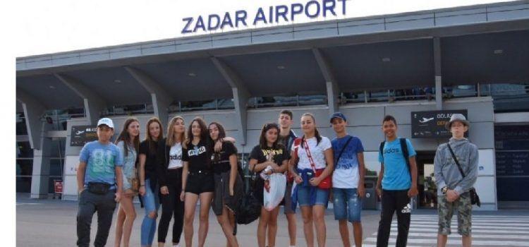 Dječja klapa Baliniera s otoka Ugljana otputovala na veliko natjecanje u Pariz