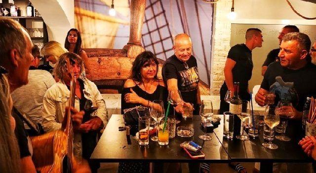 PAKOŠTANE Otvoren Sushi & Wine Bar; U delicijama uživao i general Gotovina