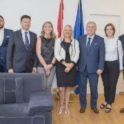 Martin Baričević u ime Zajednice općina RH dogovorio suradnju u Albaniji i Kosovu
