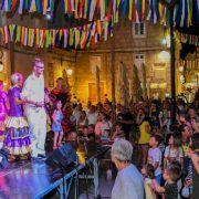 GALERIJA Otvoren jubilarni 60. Paški ljetni karneval