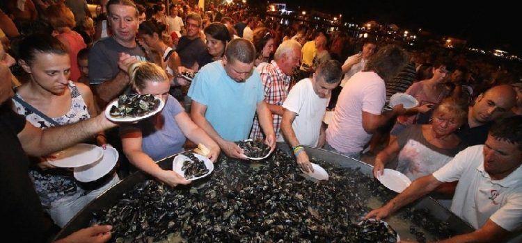 """""""Bibinjski gušti"""" počinju večeras – Puno pjesme, plesa i morskih specijaliteta!"""