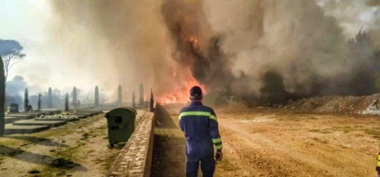 Tijekom vikenda 10 požara na zadarskom području – policija poziva na oprez!