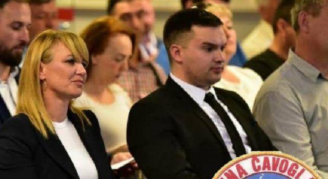 Mate Lukić pozvan u policijsku postaju zbog grba i pozdrava 'Za dom spremni'