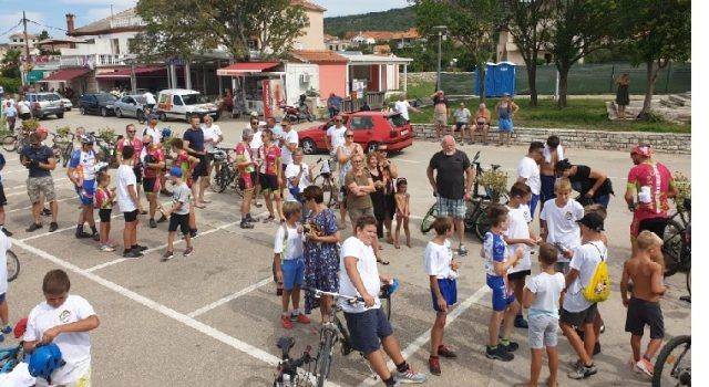 OBLJETNICA 'OLUJE' Održana biciklijada Novigrad – Posedarje