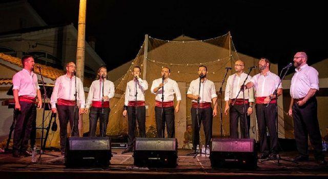 GALERIJA Sajam domaćih proizvoda i koncert klape Šufit održani u Privlaci