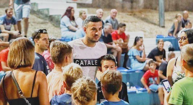 GALERIJA Na turniru u sjećanje na pokojnog prijatelja igrao i Danijel Subašić