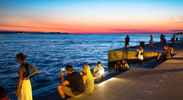 USPJEŠNA SEZONA U Zadru 9 posto više dolazaka i 7 posto više noćenja turista