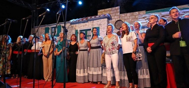 GALERIJA Održan 4. Klapski susret 'Virska terca' – nastupilo 11 klapa!