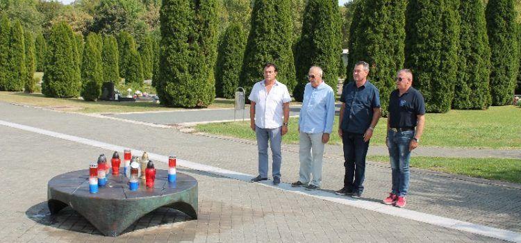 Ratni zapovjednik Marko Čulina predvodio delegaciju 112. brigade u Vukovar