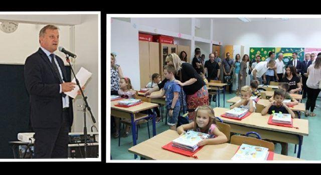 Dukić poželio uspjeh učenicima i nastavnicima u novoj školskoj godini