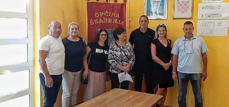 HSP AS osnovao podružnicu i u Škabrnji; Uz Maksana i Devića sve veći broj pravaša