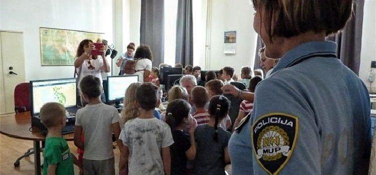 GALERIJA Dan otvorenih vrata PU zadarske za predškolsku djecu