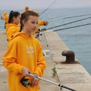 ŠRD Vir je domaćin trodnevnog Međužupanijskog prvenstva u kategoriji U-16 u ribolovu štapom s obale