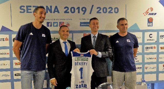 KK Zadar i OTP banka potpisali sponzorski ugovor